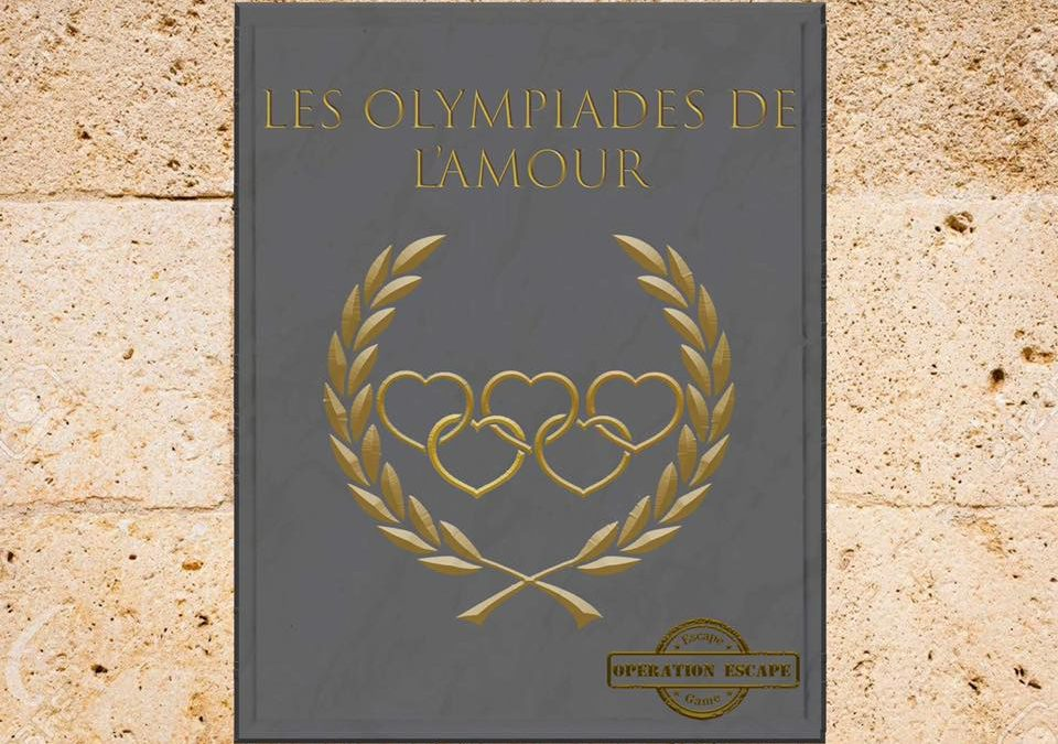 LES OLYMPIADES DE L'AMOUR